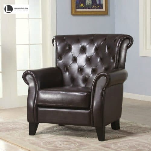 Sofa đơn cao cấp LS-168