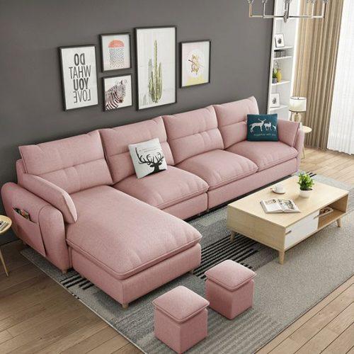 Sofa Giường Phù Hợp Dành Cho Không Gian