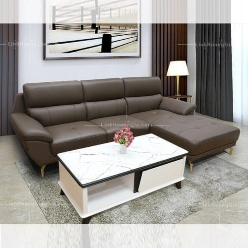Ghế sofa da cao cấp LHG-877