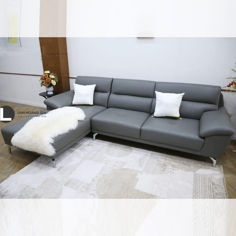 Ghế sofa da cao cấp LHG-878
