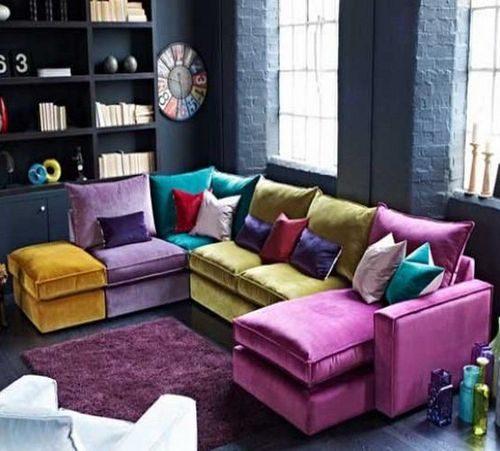 Sofa Vải Dành Cho Phòng Khách Phù Hợp Nhất