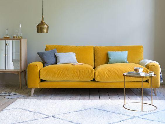 Sofa Vải Bố Và Những Sai Lầm