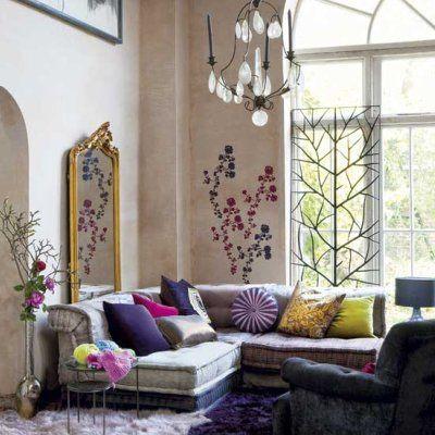 Sofa Vải Dành Cho Phòng Khách