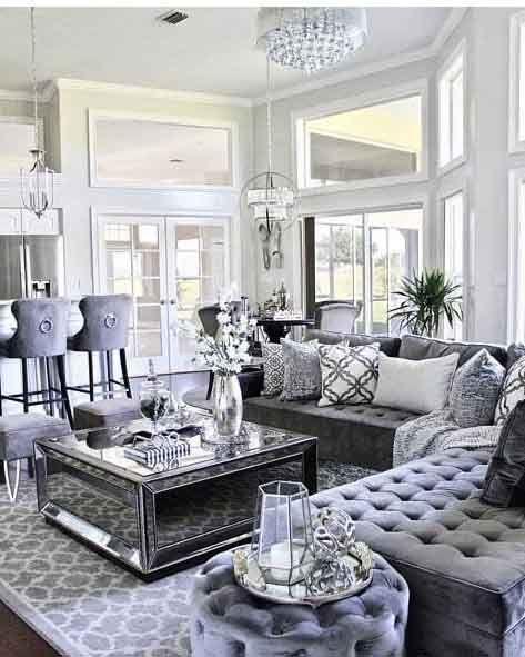 Sofa Cổ Điển Biệt Thự