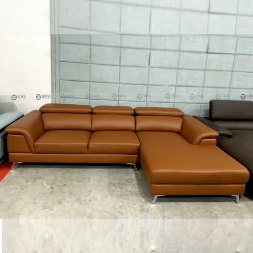 Ghế sofa da bò thật LHG 888