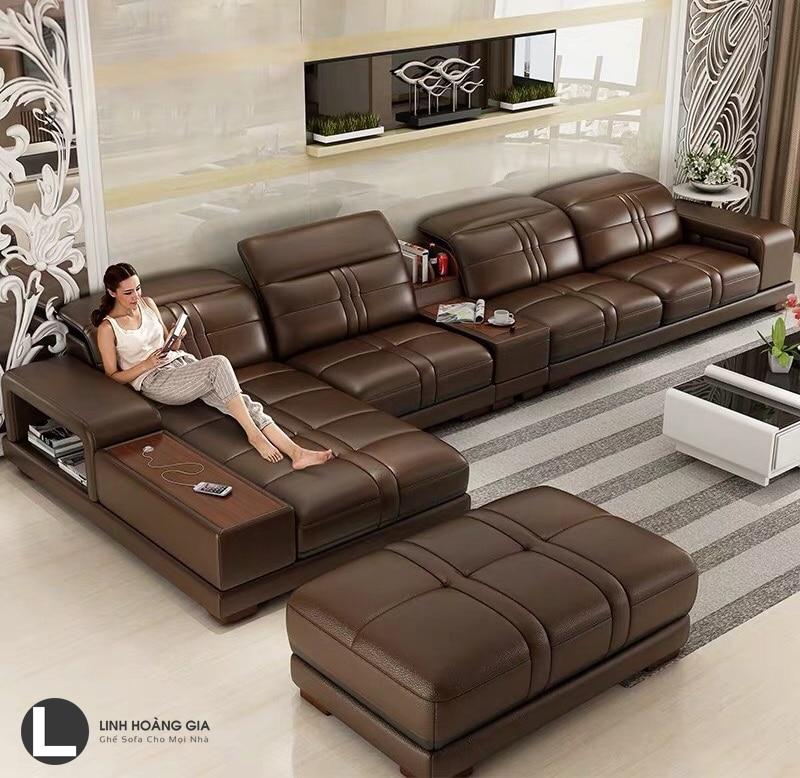 Ghế sofa phòng khách quận 6