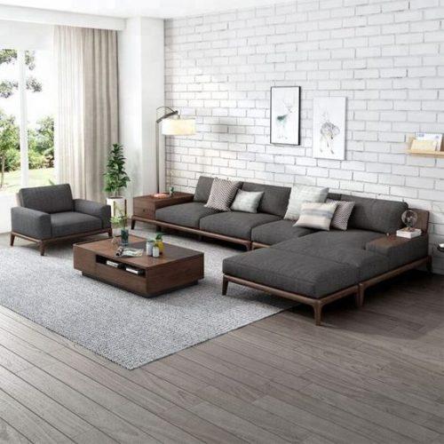 Ghế Sofa Đẹp Hiện Đại Cho Gia Đình Bạn