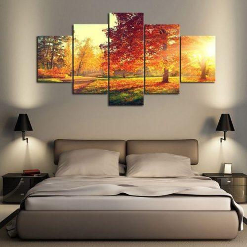 Tranh Canvas Cho Phòng Ngủ