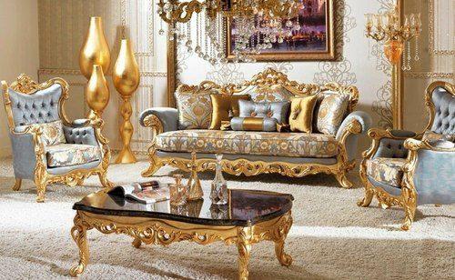 Sofa Cổ Điển Châu Âu Cho Không Gian Nhà Bạn