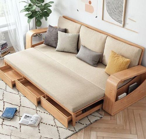 Ghế Sofa Kiêm Giường Ngủ Trên Thị Trường