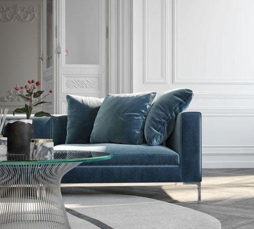 Ghế Sofa Đẹp Hiện Đại Phòng Khách