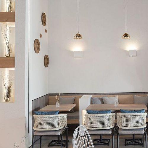 Sofa Cafe và cách phối màu phù hợp