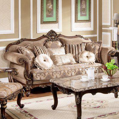 Sofa Cổ Điển Phong Cách