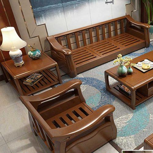 Sofa Gỗ Và Những Hiểu Biết Cần Thiết