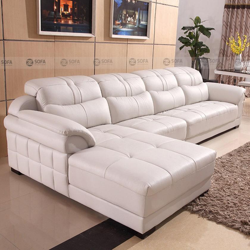 Ghế sofa da cao cấp LHG-891