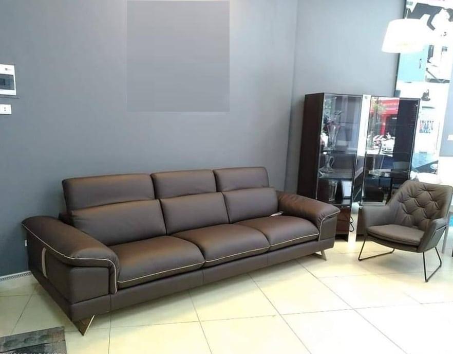 Sofa băng da thật ZL-182