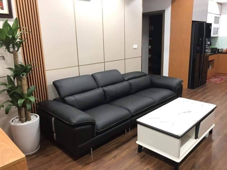 Sofa băng da thật ZL-177