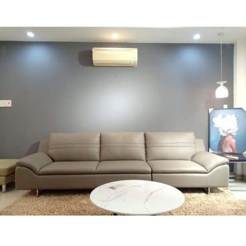 Sofa băng da thật ZL-179