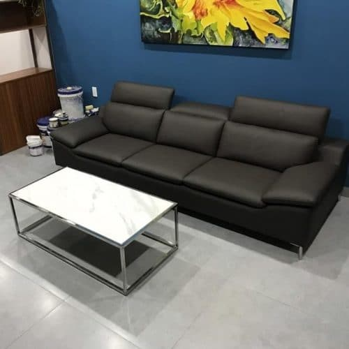 Sofa băng da thật ZL-180