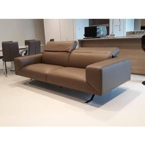 Sofa băng da thật ZL-181