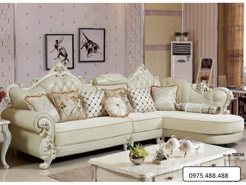 Ghế Sofa cổ điển CD184