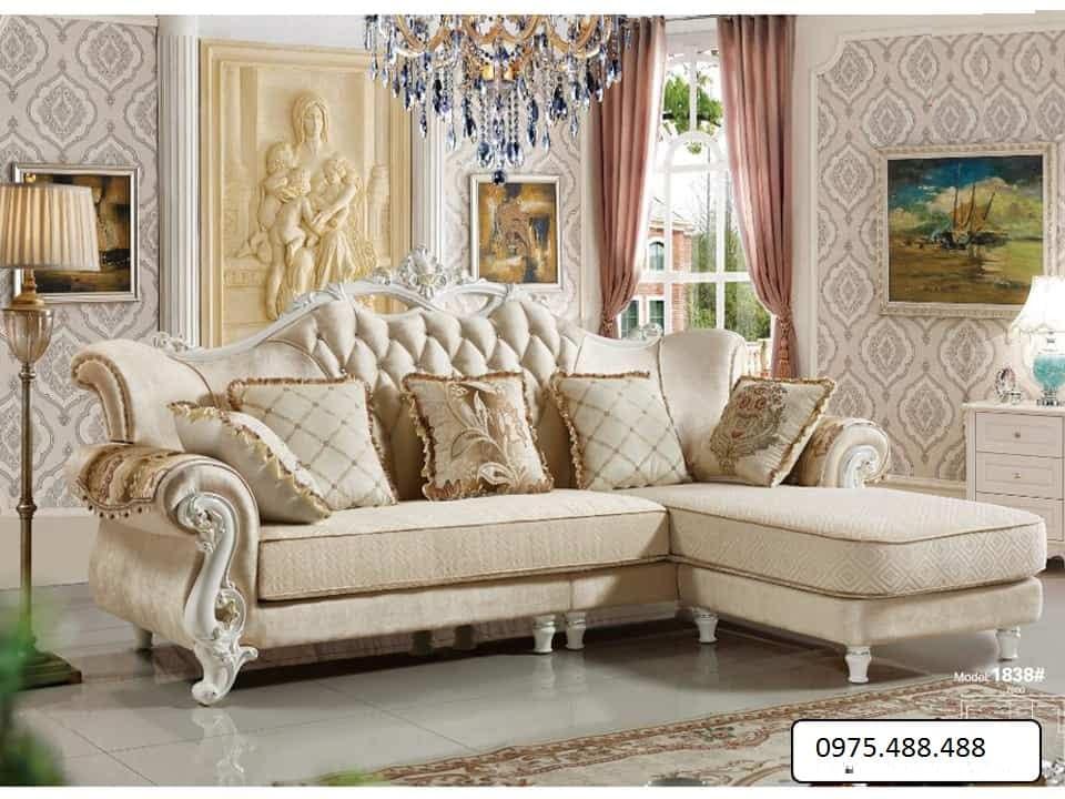 Ghế Sofa cổ điển CD185