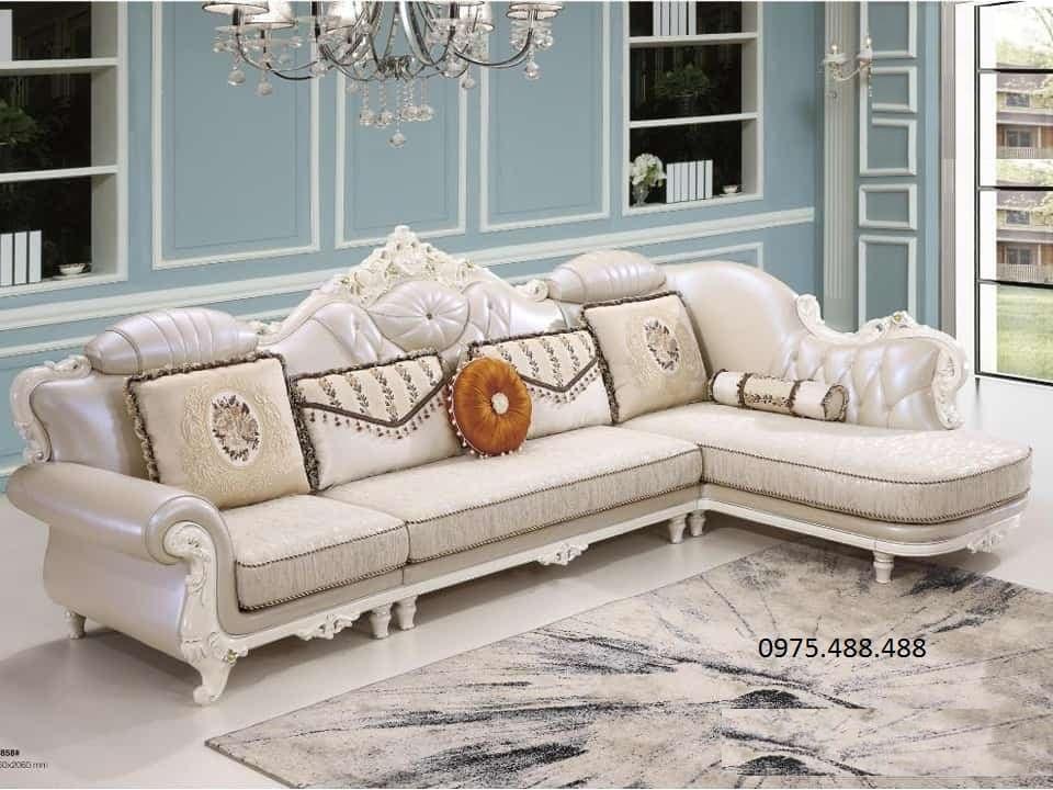 Ghế Sofa cổ điển CD183