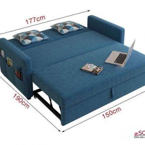 Chọn chiếc sofa giường gấp đa năng phòng khách