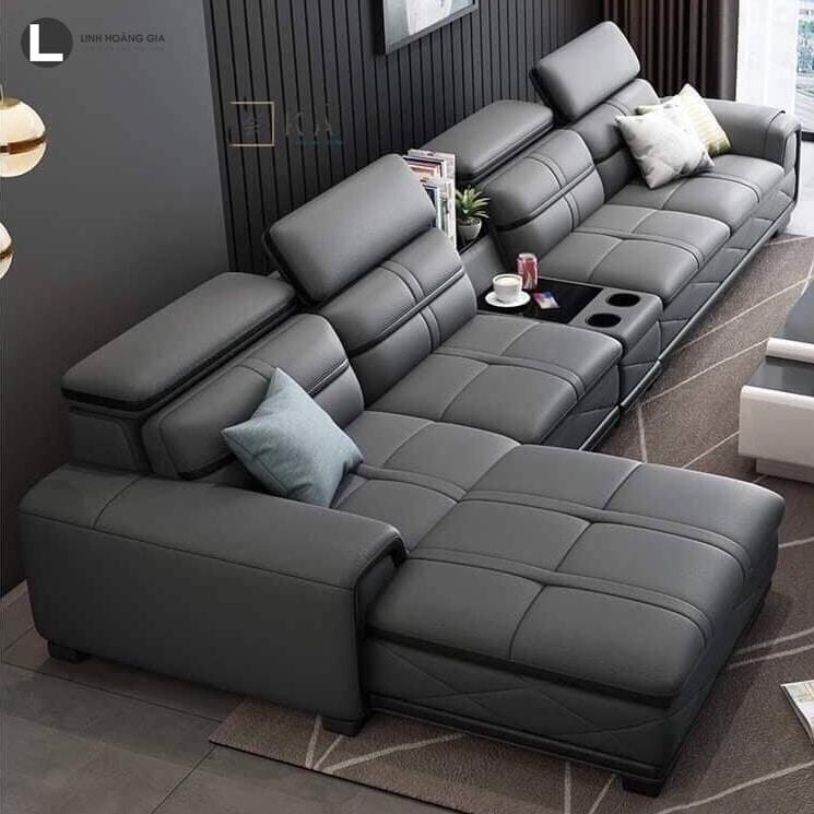 Chọn mua ghế sofa góc cho bé
