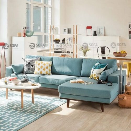 Bộ ghế sofa nhỏ góc an toàn nhất TPHCM